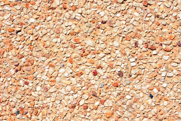Sand washed texture.Prevent slippery on wet area such as poolside or terrace.