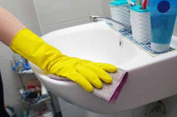washing at home