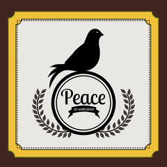 message og peace design