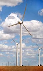 Wind Mill  Electorical Generators.