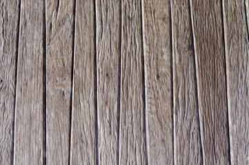 Dark Wood Background.