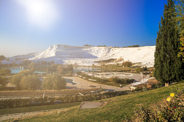 White Hill Pamukkale