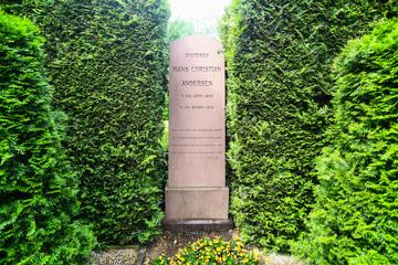 Grave of H.C. Andersen