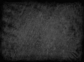 Empty Chalk board Background