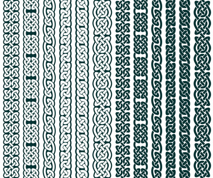 Celtic Patterns Collection