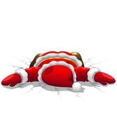Christmas Santa is Dead