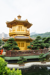 Nan Lian Garden,This is a government public park,situated at Dia