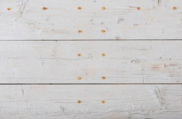 Weiße Planken Bretter Holz Hintergrund Leer