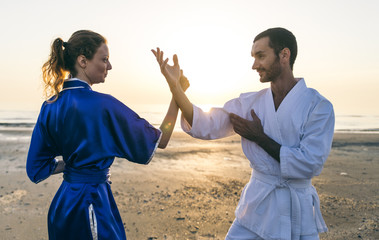 Martial arts greeting buy this stock photo and explore similar category martial arts m4hsunfo