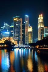 Wall Mural - Singapore skyline