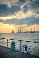 Osaka seaport