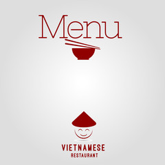 Menu Vietnamese Restaurant icon