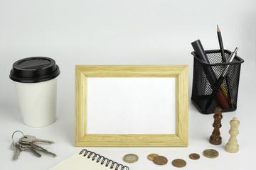 Office, businessman desk