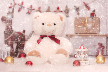 Christmas photography sets