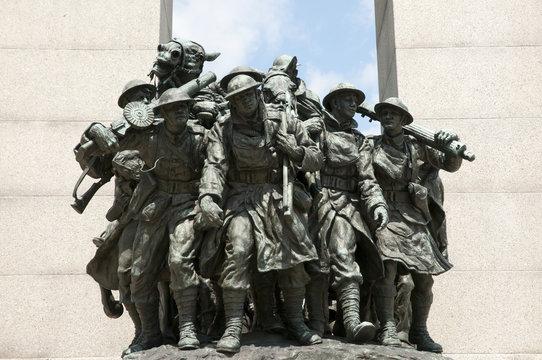 National War Memorial - Ottawa - Canada