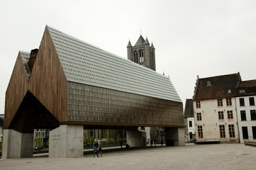 New Market Hall - Ghent - Belgium