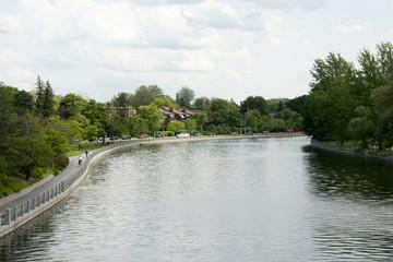 Rideau Canal - Ottawa - Canada