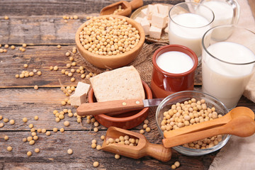soy product composition