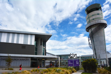 Christchurch International Airport - New Zealand