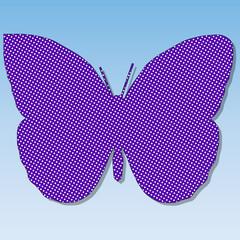 papillon pop art