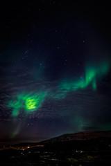 Greenlandic Northern lights