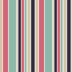 colorful vertical stripes seamless vector pattern background illustration