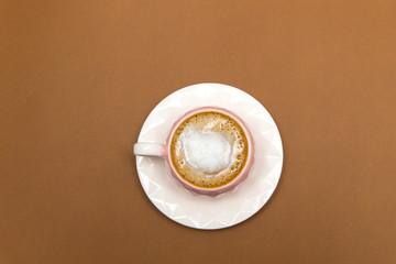 Romantisches Kaffeeset