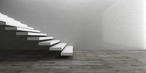 Treppe, Stufen, Aufstieg, Entscheidung Fototapete