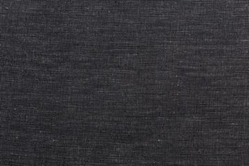 Hintergrund und Struktur schwarzer Jeansstoff