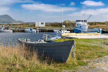 Newfoundland Fishing Boas