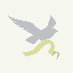 Bird Peace Logo
