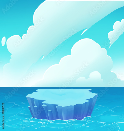 Illustration the arctic realistic fantastic cartoon style realistic fantastic cartoon style artwork story scene wallpaper voltagebd Gallery