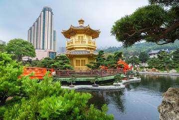 Nan Lian Garden at hongkong