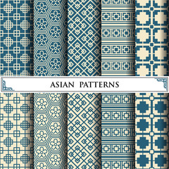asian vector pattern,pattern fills, web page background,surface