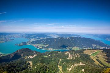 Austria in Alps