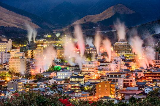 Beppu, Japan Onsens