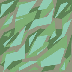 Abstract hand-drawn hair pattern background