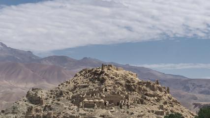 bamiyan kakrak valley afghanistan