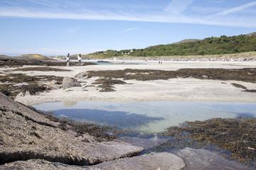 Rock Pool, Derrymore Bay Beach; Waterville