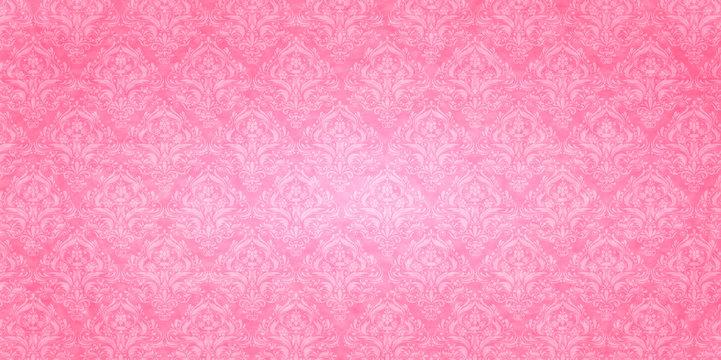 バレンタイン ピンク 模様 背景
