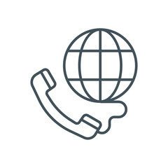 Global conferance icon