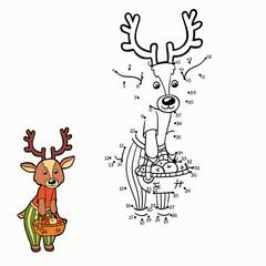 Numbers game (deer)