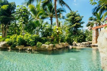 Бассейн, вода, гостиница, отель, отпуск, отдых