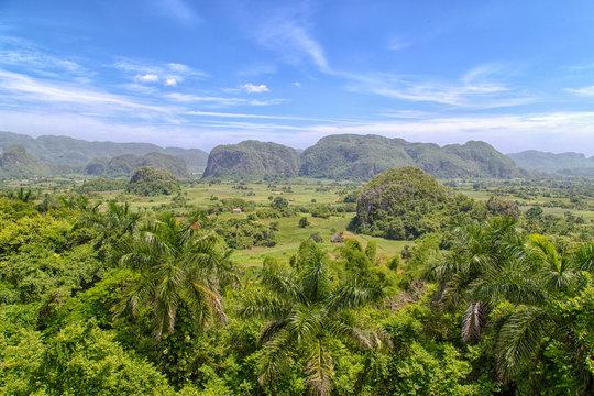 Viñales Tal auf Kuba