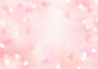 Background hearts.Valentine background illustration.Heart shape holiday wallpaper.