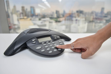 IP Phone for Conference call
