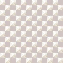 Geometric pattern on a pink background