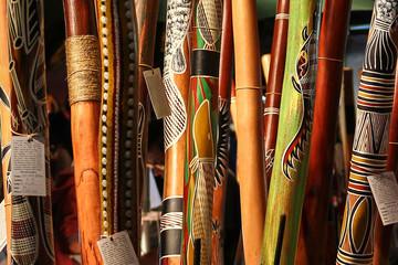 Aboriginal instrument