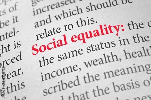 definitions of equality and diversity terms  definitions of equality and diversity terms this document gives definitions of some of the words and phrases most commonly used when talking about equality and diversity in higher education for a fuller list please refer to the booklet a to z of equality and diversity cited on the last page.