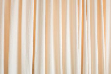 Beige curtain texture